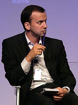 Аркадий Дворкович - один из тех, кто отвечает за введение MNP в России.