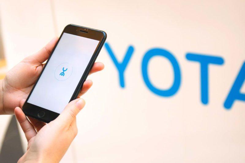 Как узнать свой номер телефона или модема Йота